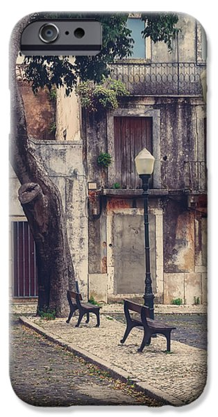 Rust iPhone Cases - The Resting Place  iPhone Case by Carol Japp