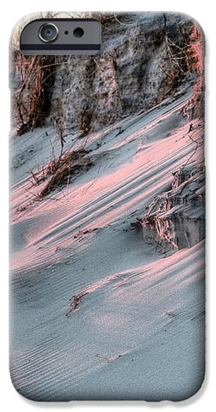 The Sands of Time iPhone Case by JC Findley