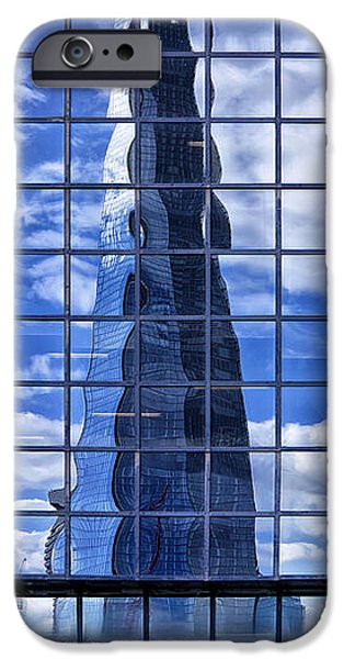 Facade iPhone Cases - The Shard iPhone Case by Shirley Mitchell
