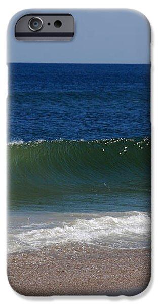The song of the ocean iPhone Case by Susanne Van Hulst