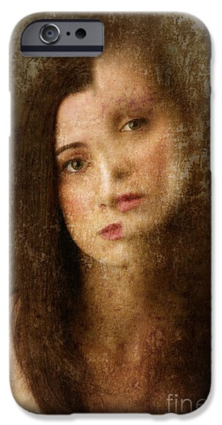 Inner Self iPhone Cases - The Soul iPhone Case by George Mattei