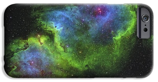 Recently Sold -  - Stellar iPhone Cases - The Soul Nebula iPhone Case by Rolf Geissinger