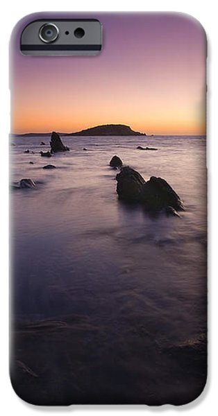 The Teeth of Twilight iPhone Case by Mike  Dawson