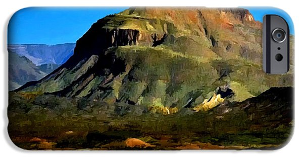 President iPhone Cases - Theodore Roosevelt Lake Arizona  iPhone Case by  Bob Johnston