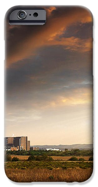 thermoelectrical plant iPhone Case by Carlos Caetano