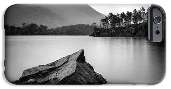 Dave iPhone Cases - Thirlmere iPhone Case by Dave Bowman