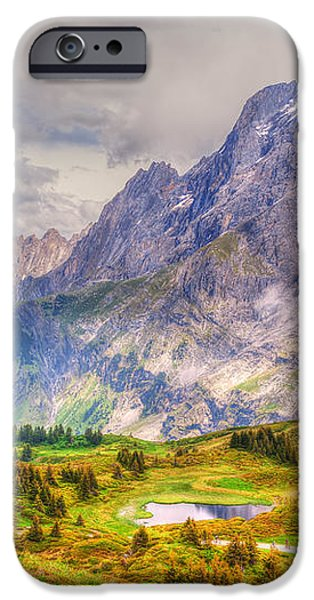 Snow iPhone Cases - This Moment  iPhone Case by Susan Dost