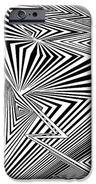 Virtual iPhone Cases - Thomas Berger iPhone Case by Douglas Christian Larsen