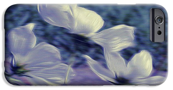 Sheets iPhone Cases - Three Sheets To the Wind iPhone Case by Vickie Emms