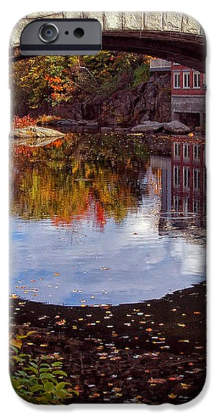 Through the Looking Glass iPhone Case by Joann Vitali
