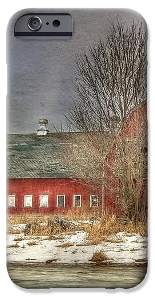Through the Roof iPhone Case by Lori Deiter
