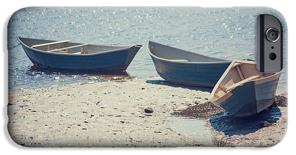 Coastal Maine iPhone Cases - Tied Together iPhone Case by Karol  Livote