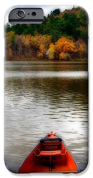Recently Sold -  - Canoe iPhone Cases - Till Next Season iPhone Case by Lana Trussell