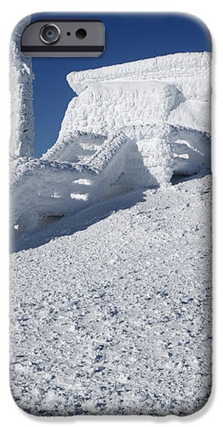 Tip Top House - Mount Washington New Hampshire  iPhone Case by Erin Paul Donovan