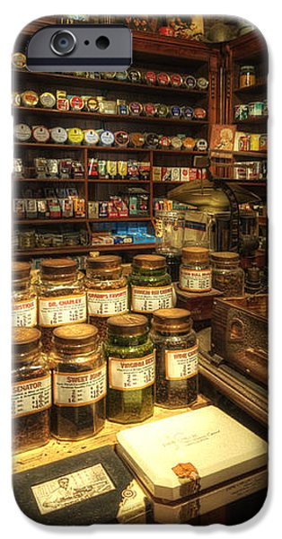 Tobacco Jars iPhone Case by Yhun Suarez