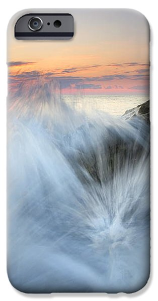 Too Close for Comfort iPhone Case by Mike  Dawson