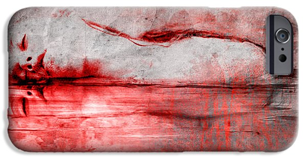 Lips iPhone Cases - Transcend iPhone Case by Greg Sharpe