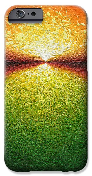 Transfiguration iPhone Case by Jaison Cianelli