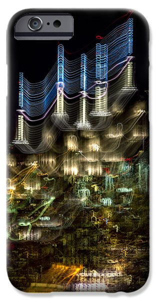 Empire State iPhone Cases - Transformer iPhone Case by Az Jackson