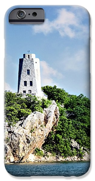 Tucker Tower 2 iPhone Case by Lana Trussell