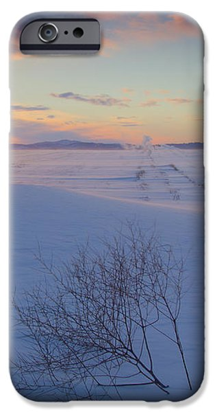 Tumble in the Snow iPhone Case by Idaho Scenic Images Linda Lantzy