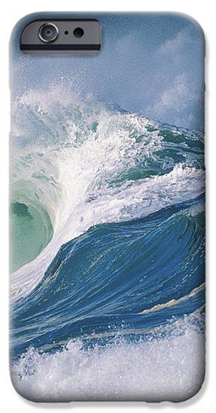 Turbulent Shorebreak iPhone Case by Vince Cavataio - Printscapes