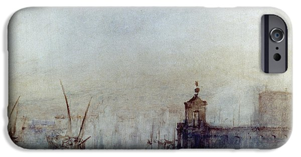 1840 iPhone Cases - Turner: Venice, 1840 iPhone Case by Granger