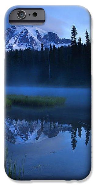Twilight Majesty iPhone Case by Mike  Dawson