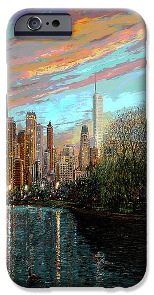 Twilight Serenity II iPhone Case by Doug Kreuger