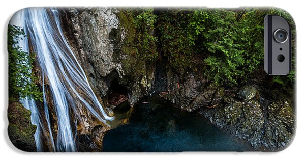 Epic iPhone Cases - Twin Falls iPhone Case by Ryan McGinnis