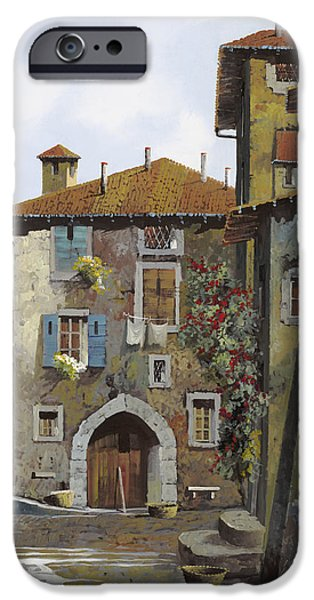 Umbria iPhone Case by Guido Borelli