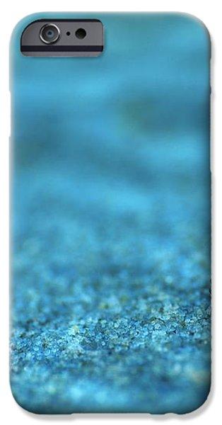 Underwater Seashell - Jersey Shore iPhone Case by Angie Tirado