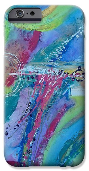 Gloss Varnish iPhone Cases - Unity iPhone Case by Brittany Houchin