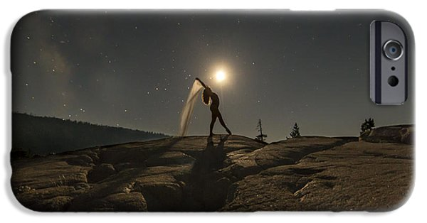 Ballet Dancers Photographs iPhone Cases - Unleash Your Potential iPhone Case by Jeremy Jensen