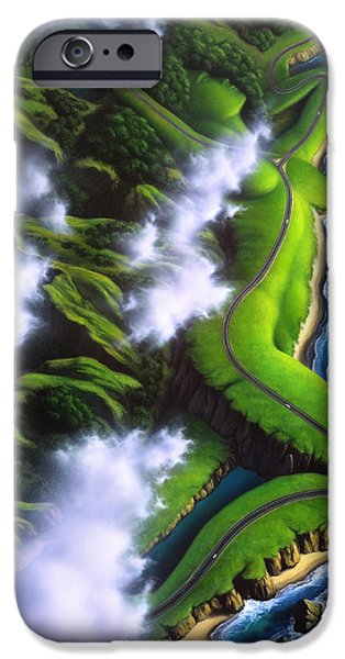 Figure iPhone Cases - Unveiled iPhone Case by Jerry LoFaro