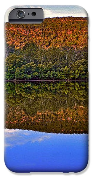 Valley of Peace iPhone Case by Kaye Menner