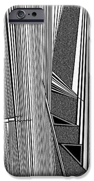 Virtual iPhone Cases - Vast Scope iPhone Case by Douglas Christian Larsen
