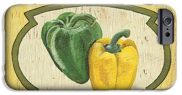 Organic iPhone Cases - Veggie Seed Pack 2 iPhone Case by Debbie DeWitt