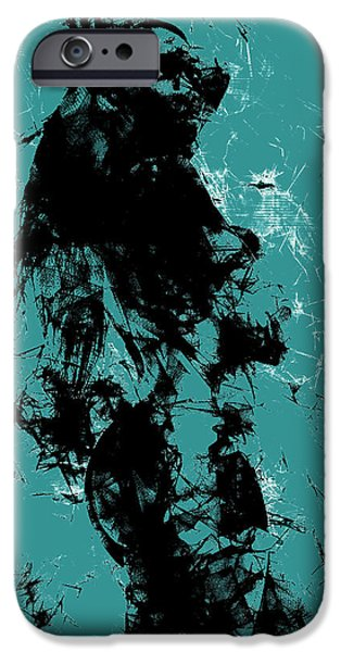 Wta iPhone Cases - Venus Williams 4f iPhone Case by Brian Reaves