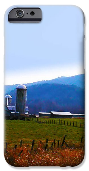Vermont Farm iPhone Case by Bill Cannon