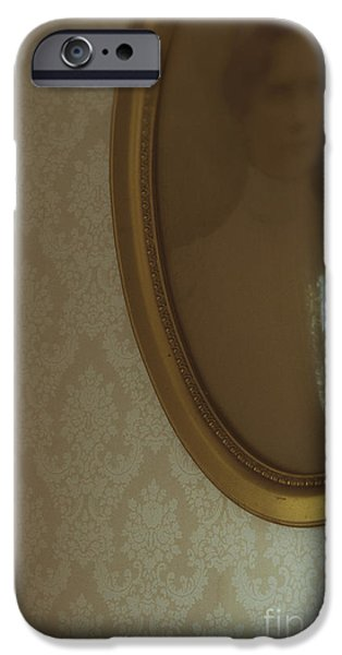Interior Still Life iPhone Cases - Victorian iPhone Case by Margie Hurwich