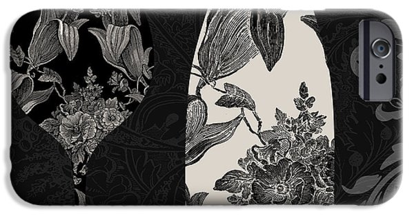 Elegant iPhone Cases - Vin Elegant iPhone Case by Mindy Sommers