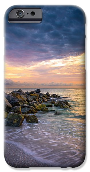 Epic Digital Art iPhone Cases - Vitality iPhone Case by Clay Townsend