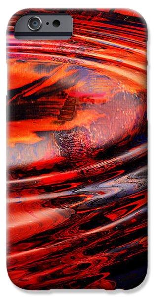 Vortex iPhone Case by Patricia Motley