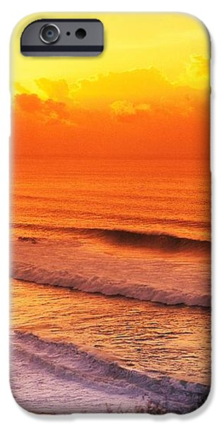 Waimea Bay Sunset iPhone Case by Vince Cavataio - Printscapes