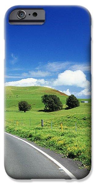Waimea Ranch Land iPhone Case by Bob Abraham - Printscapes