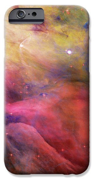 Warmth - Orion Nebula iPhone Case by The  Vault - Jennifer Rondinelli Reilly