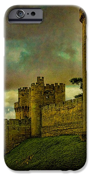 Warwick Castle iPhone Case by Chris Lord