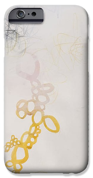 Abstracts iPhone Cases - Washed Up # 4 iPhone Case by Jane Davies