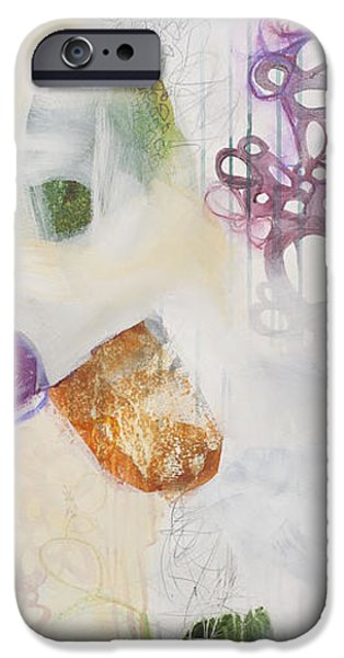 Abstracts iPhone Cases - Washed Up # 5 iPhone Case by Jane Davies